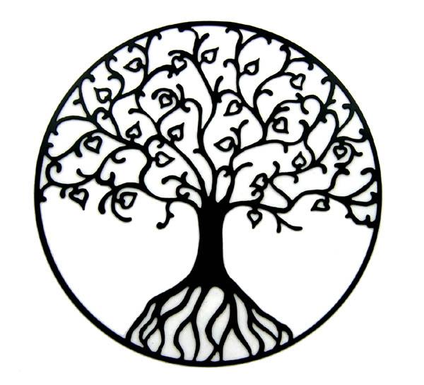 600x544 Tree Of Life Clip Art Many Interesting Cliparts