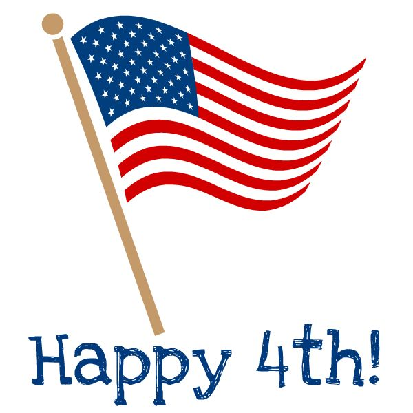 600x600 4th Of July Religious Clip Art