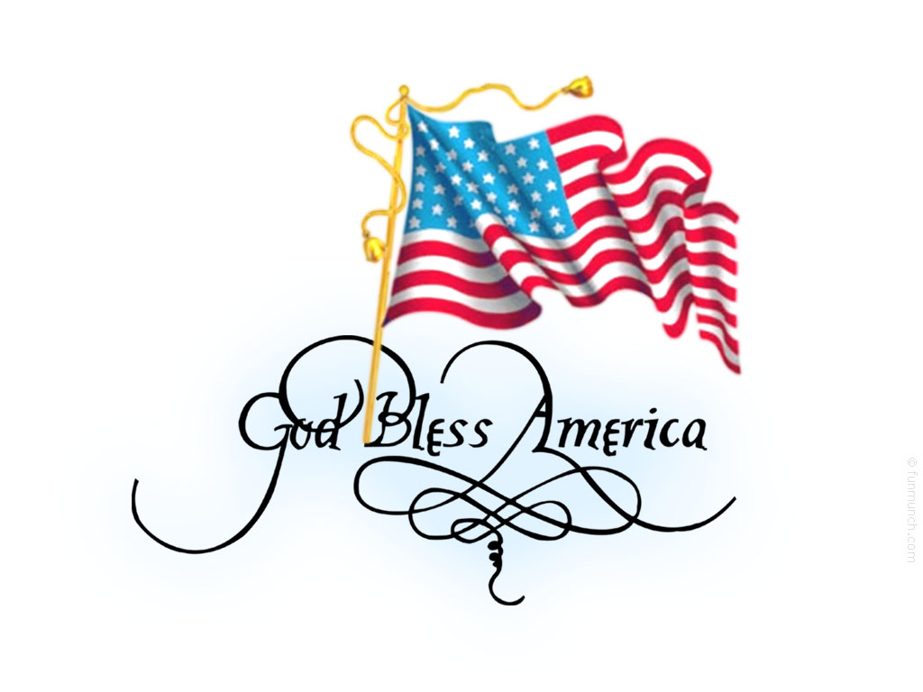 1024x768 4th Of July Christian Clipart