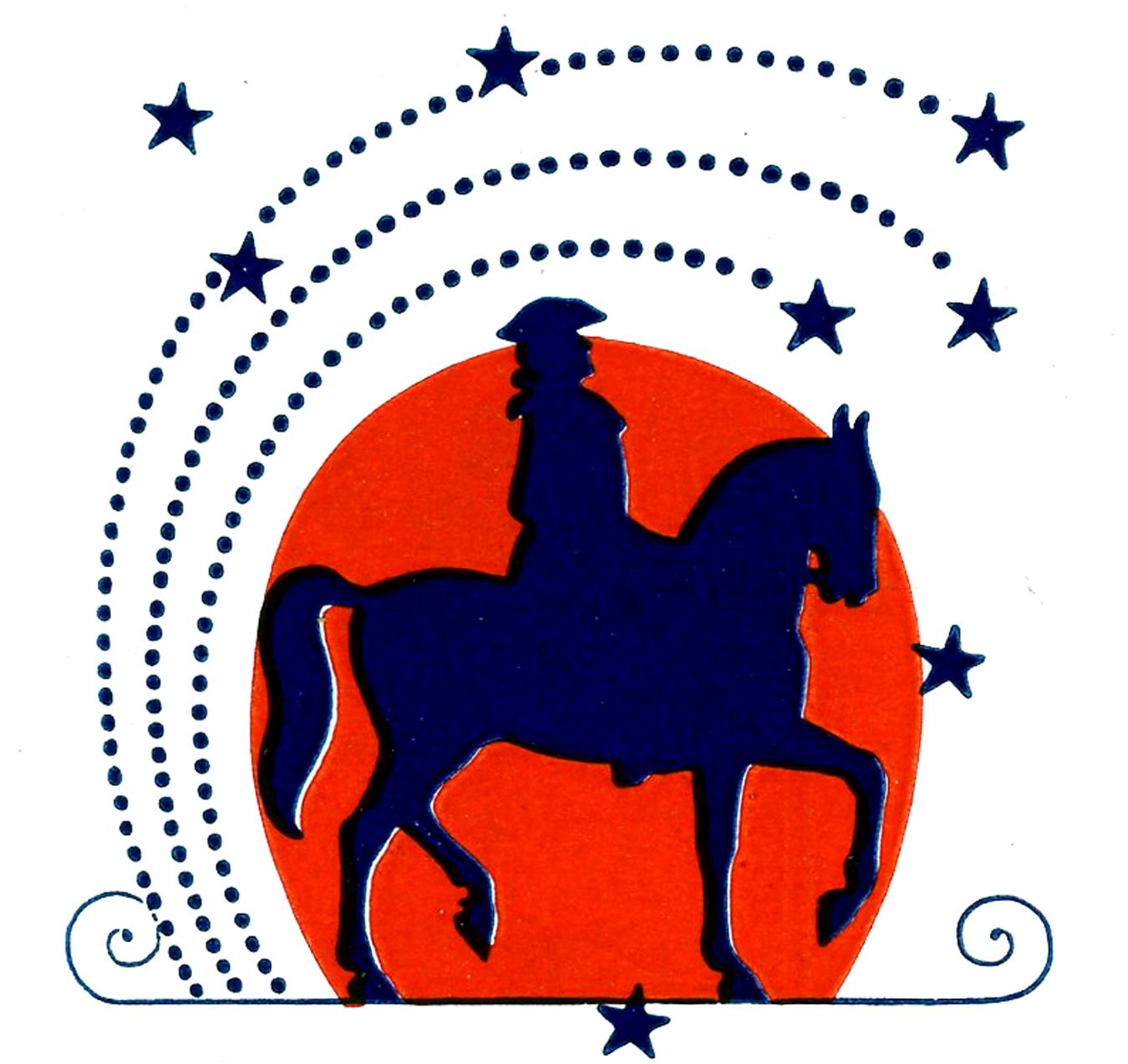 1350x1274 Vintage Patriotic Clip Art