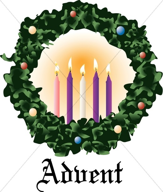 520x612 Advent Christmas Clipart Advent Clipart