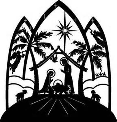 Religious Christmas Clipart | Free