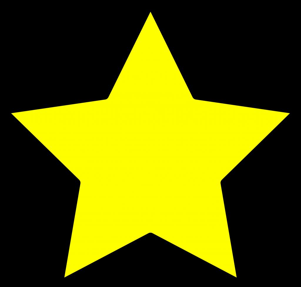 1024x974 Christmas ~ Christmas Tree Star Clipart Yellow Xmas Holiday 2555px