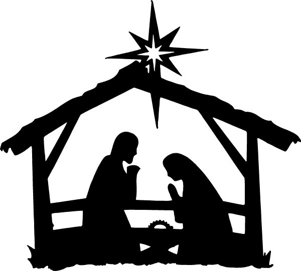 600x541 Manger Decal Sticker 01