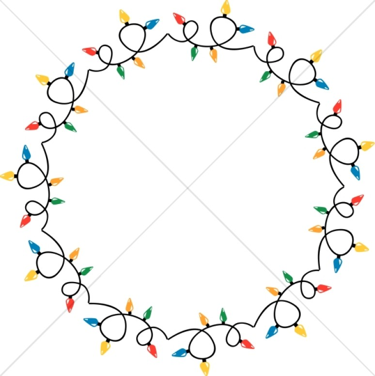 774x776 Circle Clipart Christmas