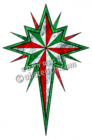 300x456 Religious Clipart Star