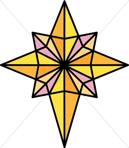 535x612 Christian Star Clipart, Christian Star Images