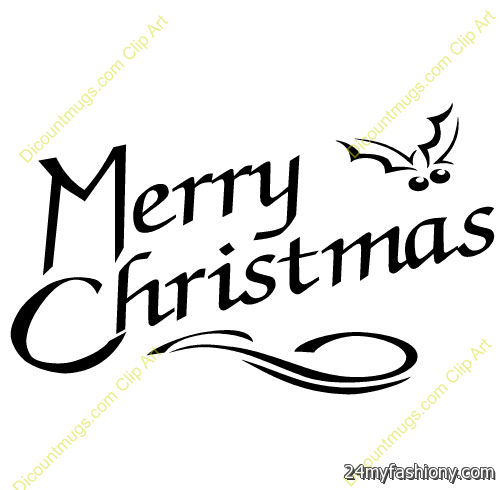 500x490 Merry Christmas Religious Clip Art Words Images 2016 2017 B2b