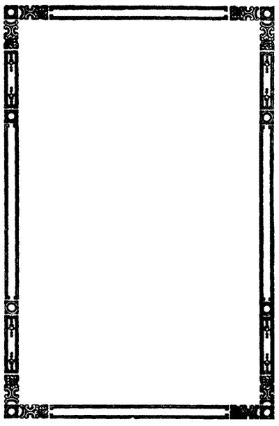 400x611 Religious Border Clipart