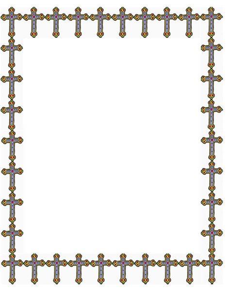 466x600 Religious Border Clipart 8 Nice Clip Art