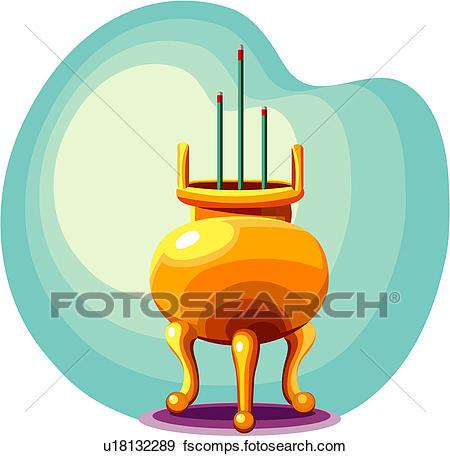450x456 Incense Clip Art Religious Cliparts