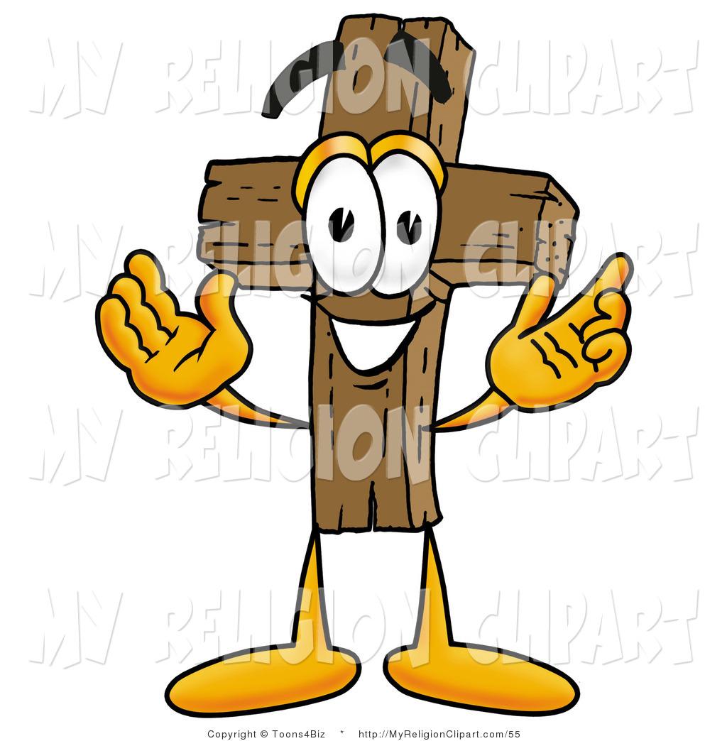 1024x1044 Religion Clipart Wooden Cross