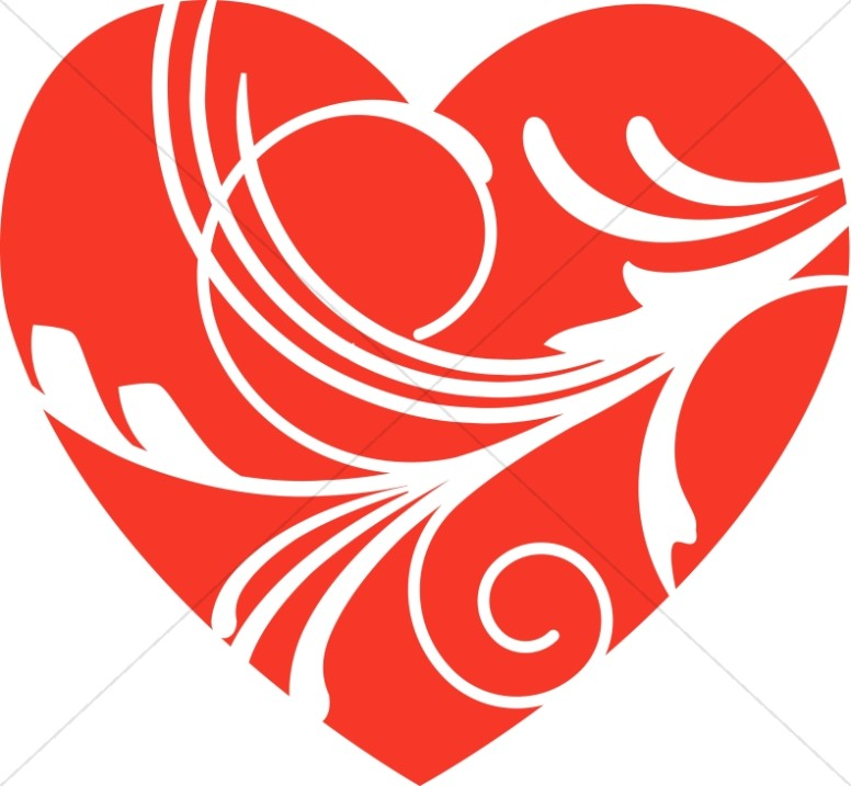 776x717 Valentines Religious Cliparts
