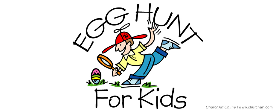 923x375 Annual Easter Egg Hunt Clipart