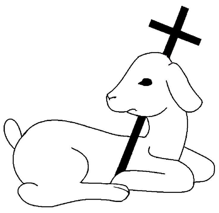 736x716 Religious Easter Symbols Clip Art