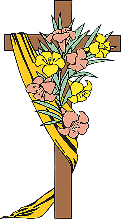 415x750 Clipart Religious Easter