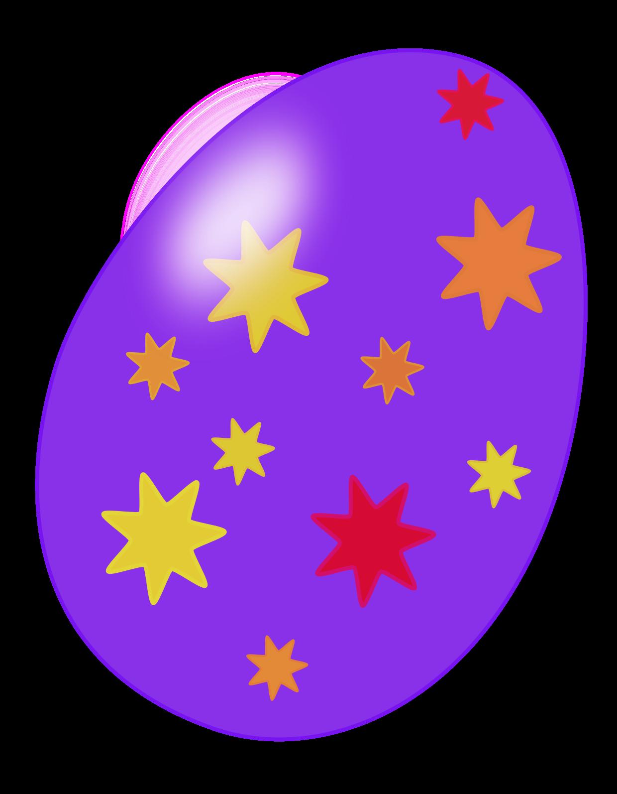 1240x1594 Easter Egg Clip Art