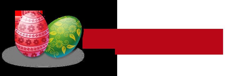 733x245 Religious Easter Clip Art Christ Has Risen
