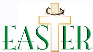 300x168 Free Easter Clipart Religious Many Interesting Cliparts