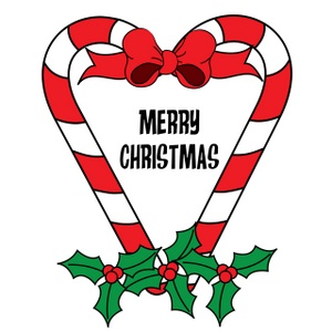 300x300 Top 64 Merry Christmas Clip Art