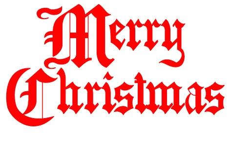471x291 Christmas Clip Art Merry Christmas