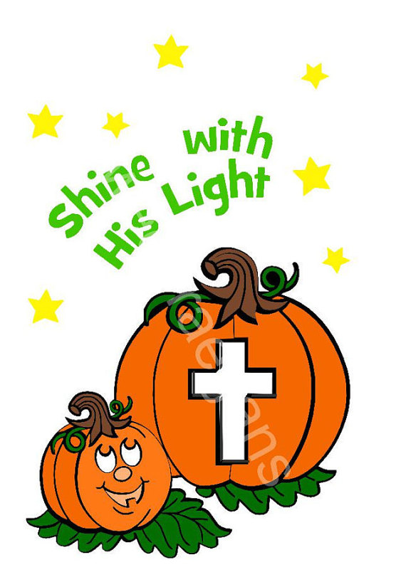 570x825 Religious Halloween Clipart