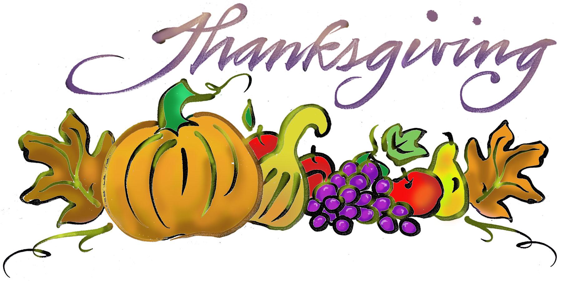 1800x900 Thanksgiving Clipart Worship Service