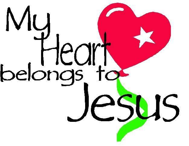 Religious Valentines Clipart