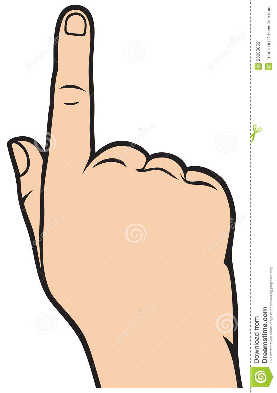 917x1300 Free Clipart Finger Pointing