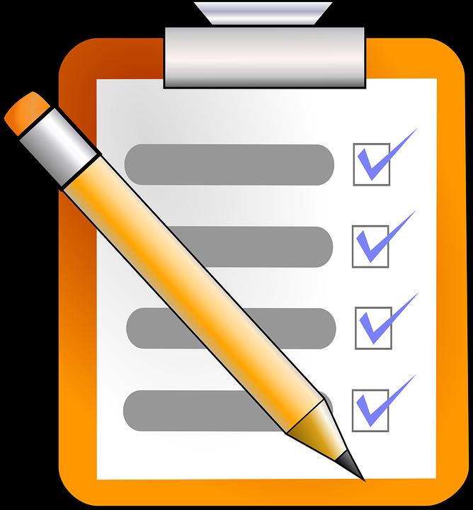 668x720 Free Photo List Checklist Plan Reminder To Do Work Task