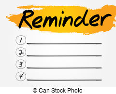 Reminder Pictures