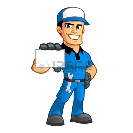Repairman Cliparts