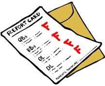 216x178 Fail Clipart Bad Report Card