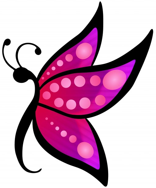 512x615 Download Cliparts Of Butterflies For Your Website Clipartmonk