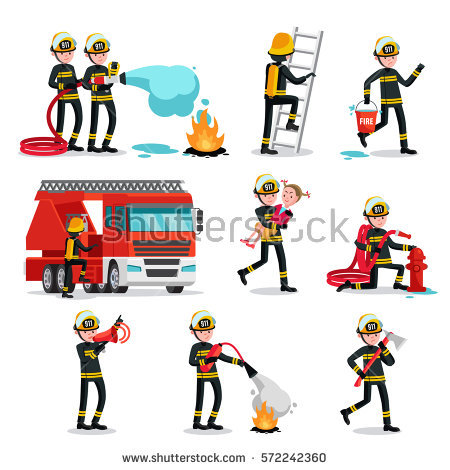 450x470 Firefighter Rescuing People Firefighter Clipart, Explore Pictures