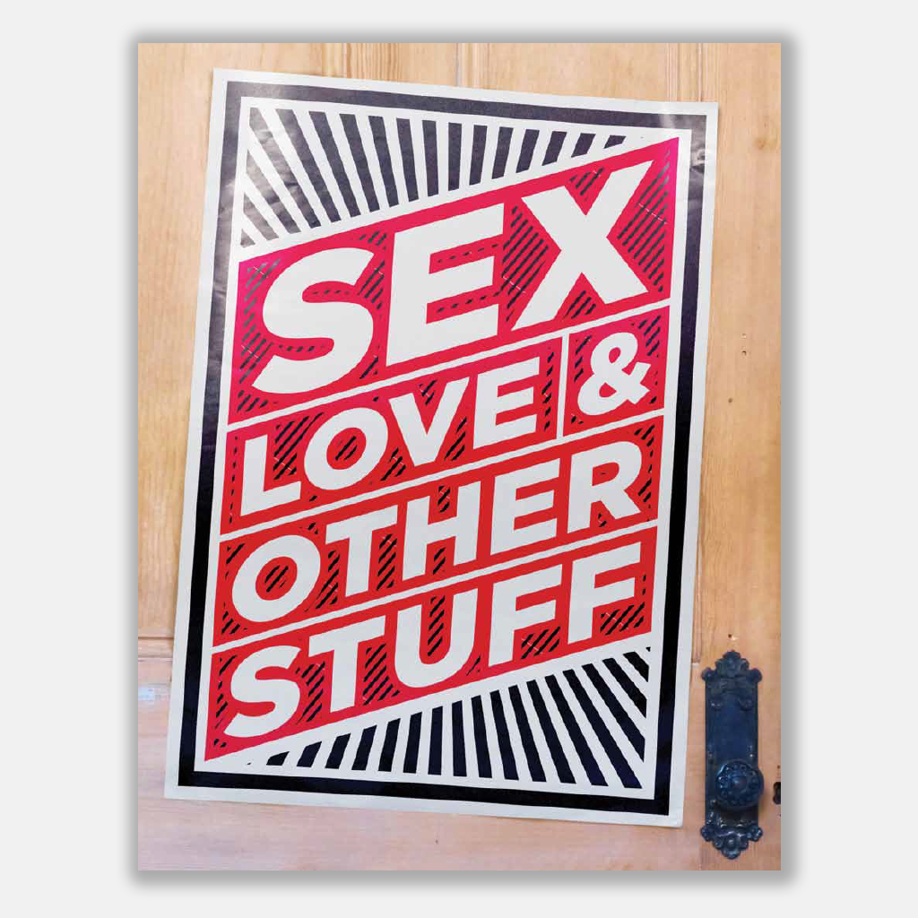 1024x1024 Sex, Love And Other Stuff (Respectful Relationships For Young Men