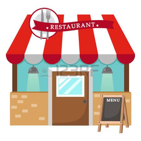 450x450 Bulding Clipart Restaurant
