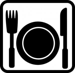 300x292 Restaurant Clip Art Download