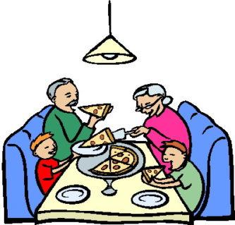 333x319 Restaurant Clipart Cartoon