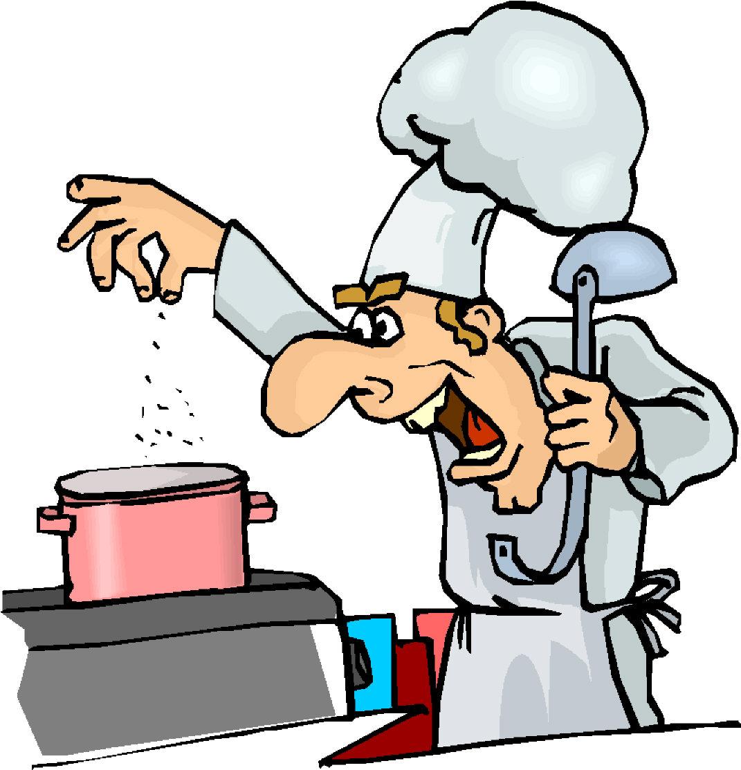 1071x1113 Baking Clipart Restaurant Kitchen