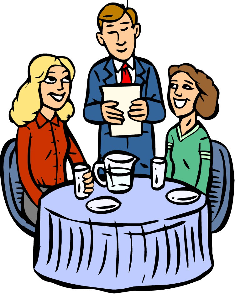 750x938 Restaurant Clipart Free Download Images