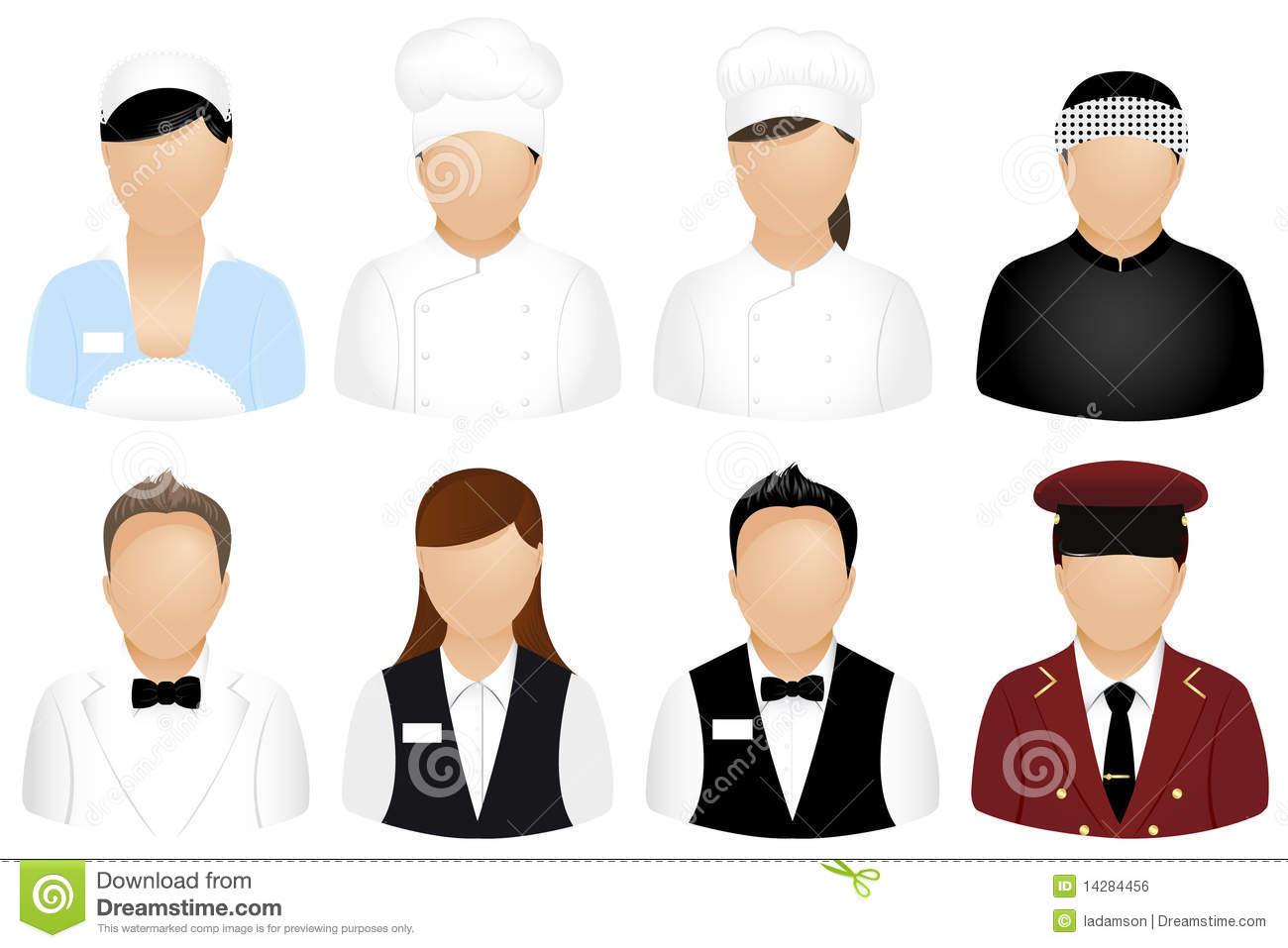 1300x957 Staff Clipart Restaurant Manager