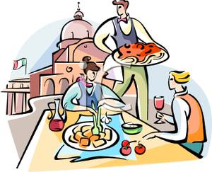 300x243 Free Restaurant Clipart