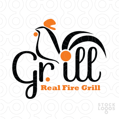 400x400 Sold Logo Grill Chicken Restaurant