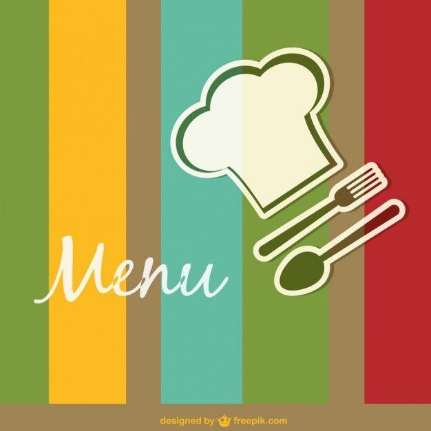 626x626 Cubiertos Chef Vector