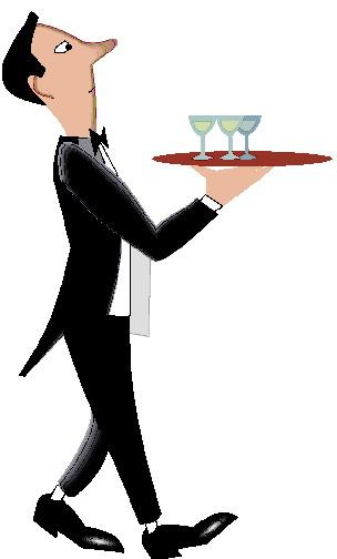 304x504 Fancy Restaurants Family Clipart