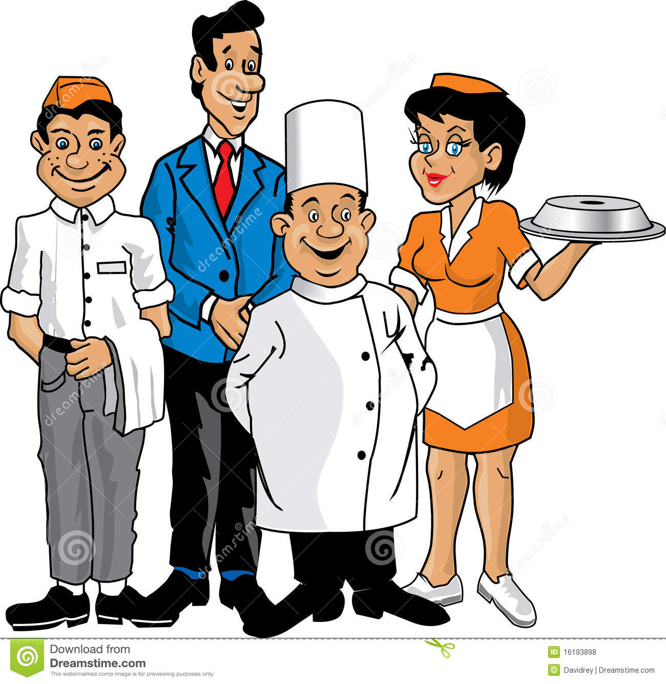 1300x1336 Restaurant Workers Clipart Amp Restaurant Workers Clip Art Images