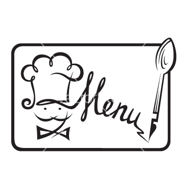 380x400 Clipart Restaurant Menus