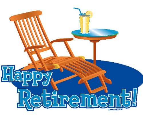 500x404 Retirement Clip Art