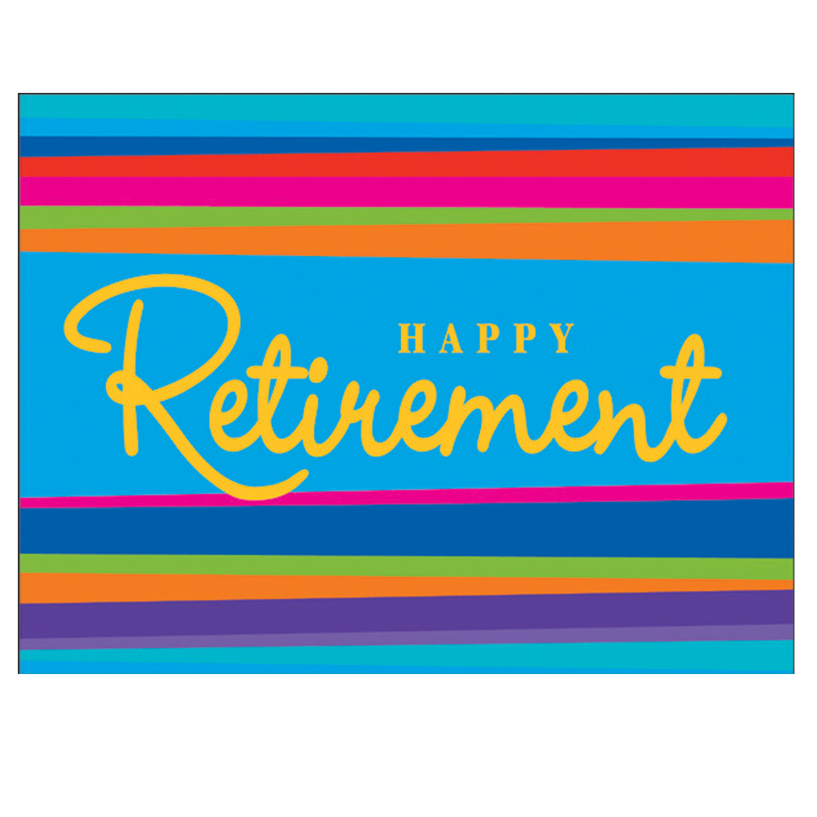 1600x1600 Retirement Poster Template Collection